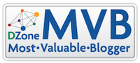 DZone Most Value Blogger button